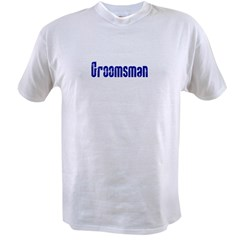 Groomsman Value T-shirt