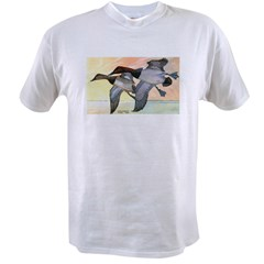 Canvasback Duck Value T-shirt