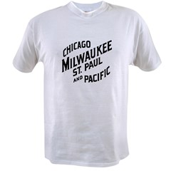 Milwaukee Road 1 Value T-shirt