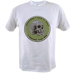 Bobs Skull Value T-shirt