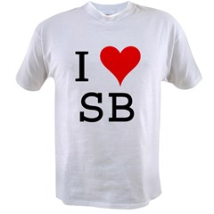 I Love SB Value T-shirt