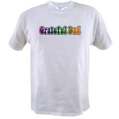 Grateful Dad Value T-shirt