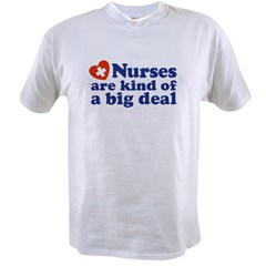 Cute Nurse Value T-shirt