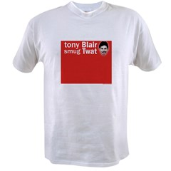 tonyblairlasttee Value T-shirt