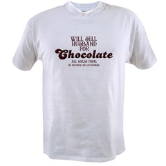 Chocolate Value T-shirt