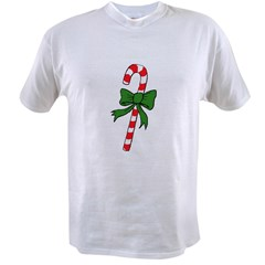 Candy cane Value T-shirt