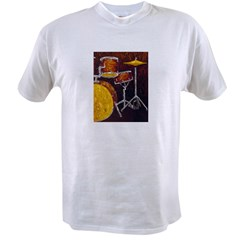 Drum Ki Value T-shirt