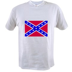 Rebel Flag Value T-shirt