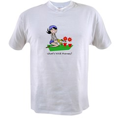 garden therapy Value T-shirt