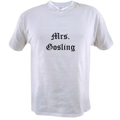 Mrs Gosling Value T-shirt