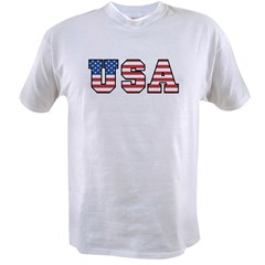 USA [stars&amp;stripes] Value T-shirt