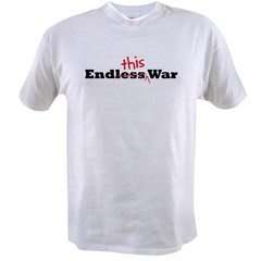 End This War Value T-shirt