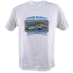 DUTCH HARBOR ALASKA Value T-shirt