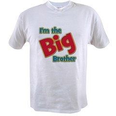 T I'm the Big Brother Value T-shirt