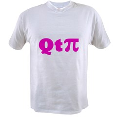 q-t-pie3 Value T-shirt