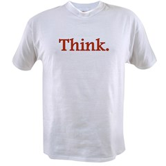 Think Value T-shirt