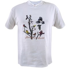Backyard Birds Value T-shirt