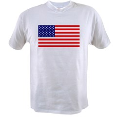 American Fla Value T-shirt