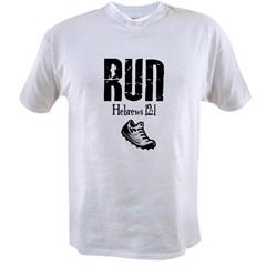 Hebrews Run Value T-shirt