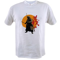 Samurai Warrior Value T-shirt