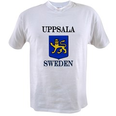The Uppsala Store Value T-shirt