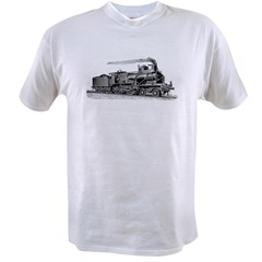 VINTAGE TRAINS Value T-shirt