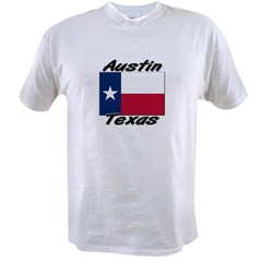 Austin Texas Value T-shirt