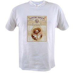 Sancho Panza Ar Value T-shirt