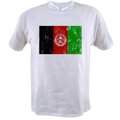 Vintage Afghanistan Value T-shirt