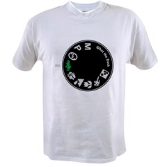 What the Duck: Dial Value T-shirt