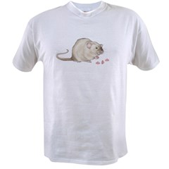Ratty Glutton Value T-shirt