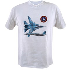 US Navy Fighter Weapons Schoo Value T-shirt