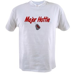 USAF Major Hottie Value T-shirt
