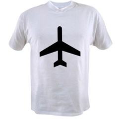 Aeroplane Value T-shirt