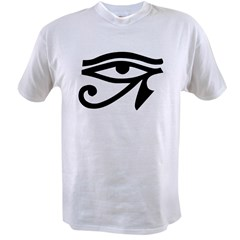 Eye Of Ra Horus Value T-shirt