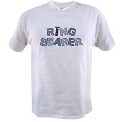 BP Letters Ring Bearer Value T-shirt