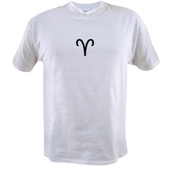 3-arieslogo Value T-shirt