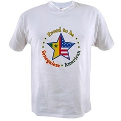 /Senegalese American Value T-shirt
