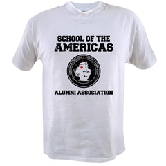 school of the americas Value T-shirt