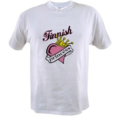 Finnish Princess Value T-shirt