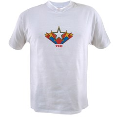 TED superstar Value T-shirt