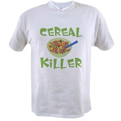 Cereal Killer Value T-shirt