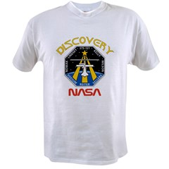STS-121 NASA Value T-shirt