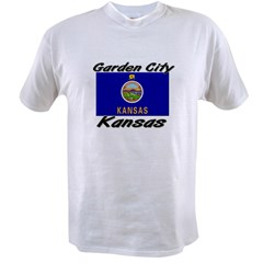 Garden City Kansas Value T-shirt