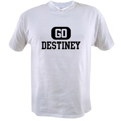 Go DESTINEY Value T-shirt