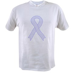 Lavender Ribbon Value T-shirt