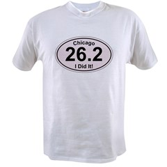 Chicago Marathon Value T-shirt