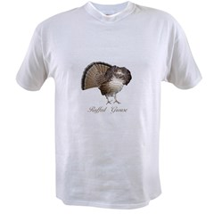 Strutting Grouse Value T-shirt