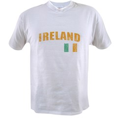 Vintage Ireland Soccer Value T-shirt