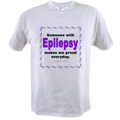 Epilepsy Pride Value T-shirt